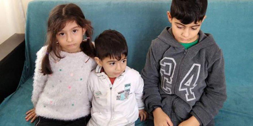 Öğretmen anne-baba tutuklandı, geride 3 çocuk kaldı