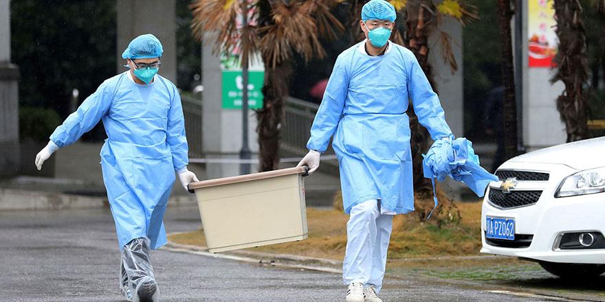 Ölümcül Corona virüsü ABD'ye sıçradı
