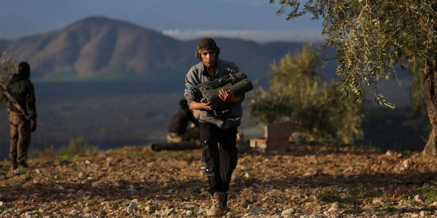 """""""Önümüzdeki günlerde Afrin şehir merkezinin kuşatmasına geçeceğiz"""""""