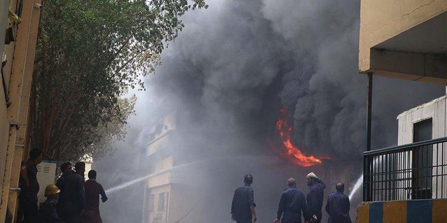 Pakistan'da patlama: 7 ölü