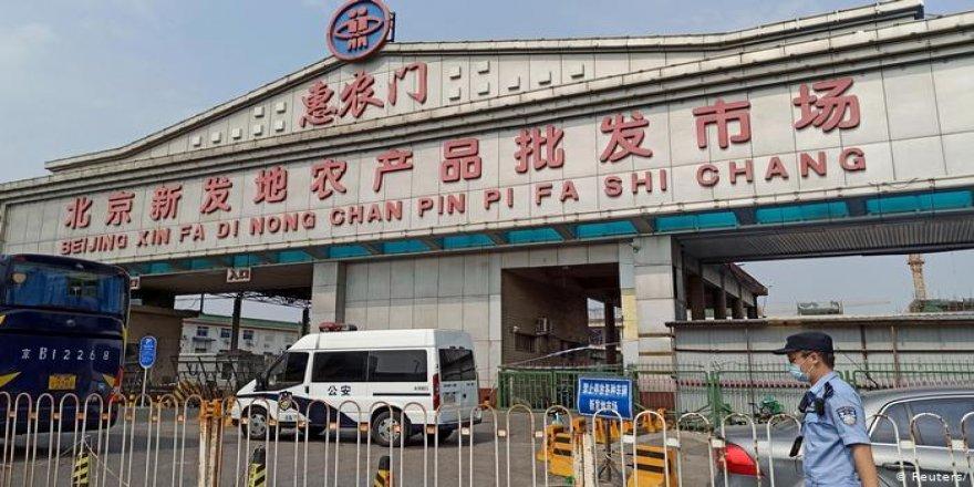 Pekin'de karantina büyüyor