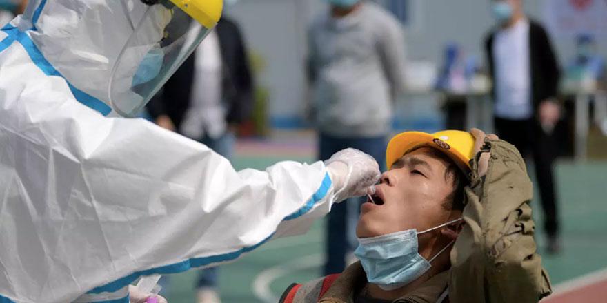 """Pekin'de """"savaş hali acil durum"""" kararı verildi"""