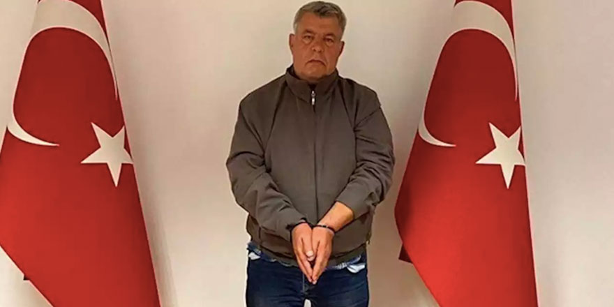 PKK'lı isim Ukrayna'da yakalandı