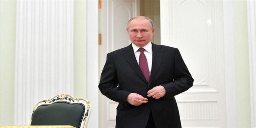 Putin Karabağ hakkında konuştu