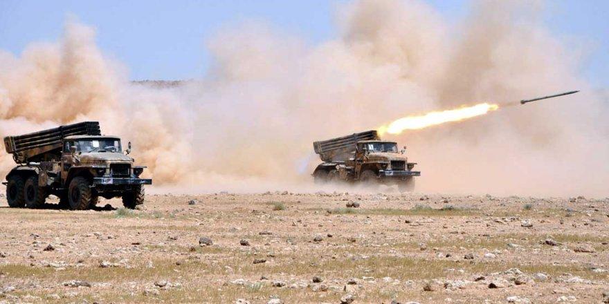 Rejim İdlib'te stratejik kasabaya ilerliyor