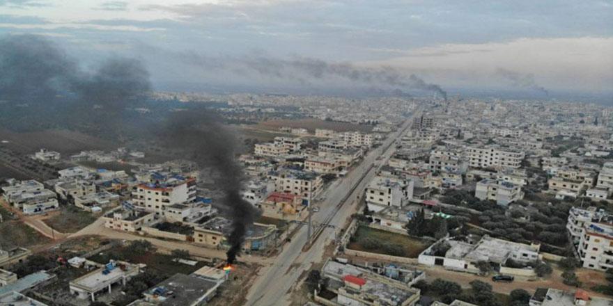 Rejim, Serakib kent merkezinde kontrolü sağladı