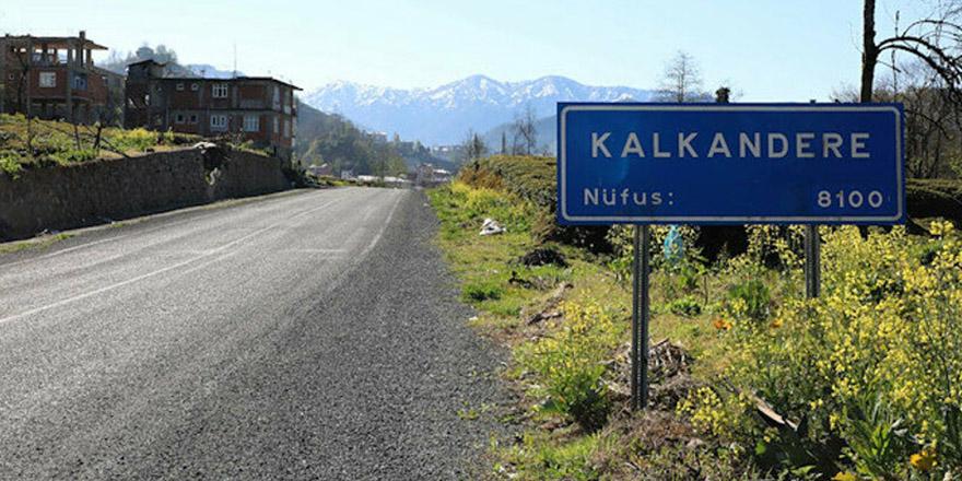 Rize, Kalkandere'de karantina uygulanacak