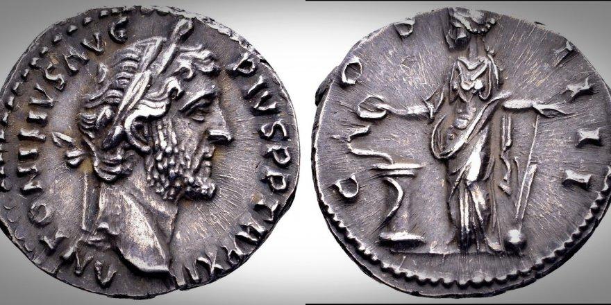 Roma dönemine ait 187 bronz sikkeyi satmak isterken yakalandı