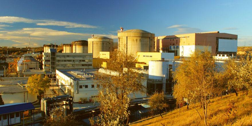 Romanya'da nükleer santralde kaza!