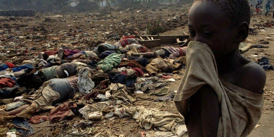 Ruanda'da soykırımın izleri: 5 bin kişilik toplu mezar bulundu