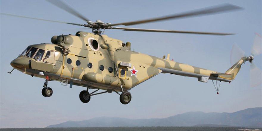Rus helikopteri Japonya hava sahasını ihlal etti