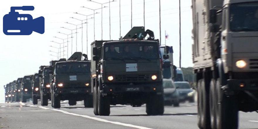 Rus ordusu koronavirüsle mücadele için Roma'ya indi
