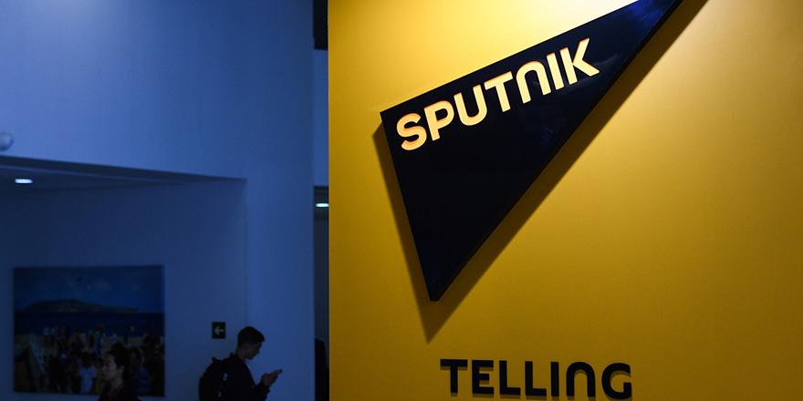 Rus yanlısı haber ajansı Sputnik'te 4 kişi gözaltına alındı