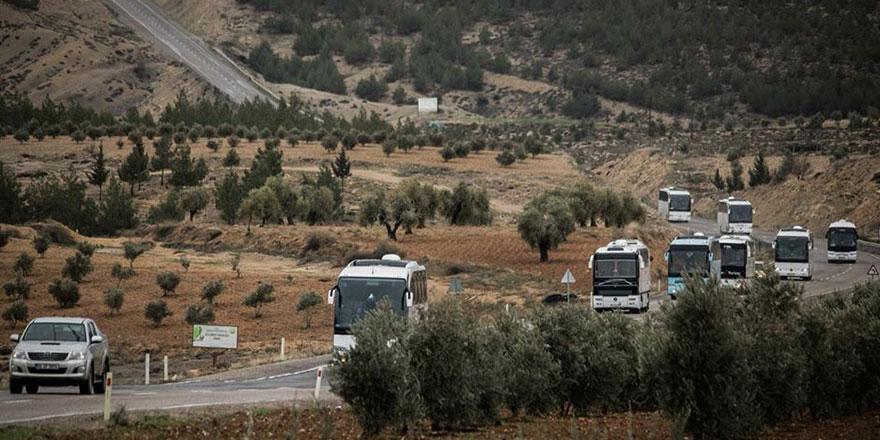 Rusya Afrin'den çekildi, ÖSO milisleri sıfır noktasında!