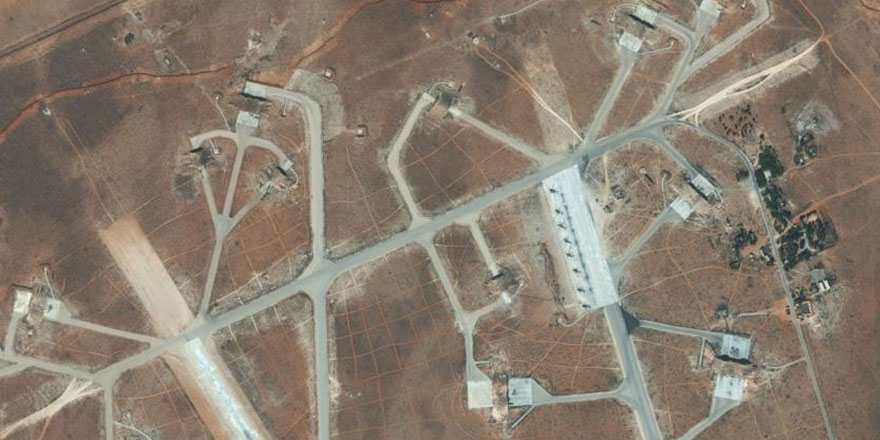 """Rusya: """"Askeri havaalanına İsrail saldırdı"""""""