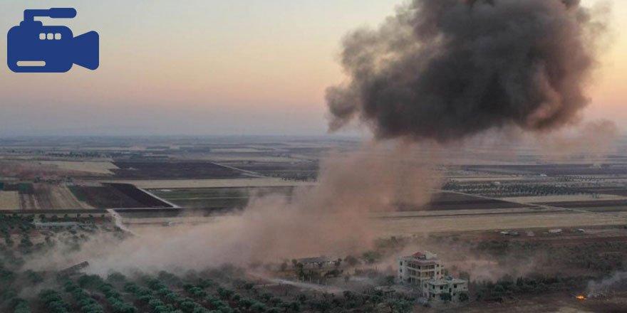 Rusya İdlib'te bombardımana devam ediyor