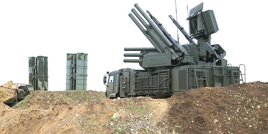 Rusya Türkiye'ye Suriye hava sahasını geçici olarak kapattı