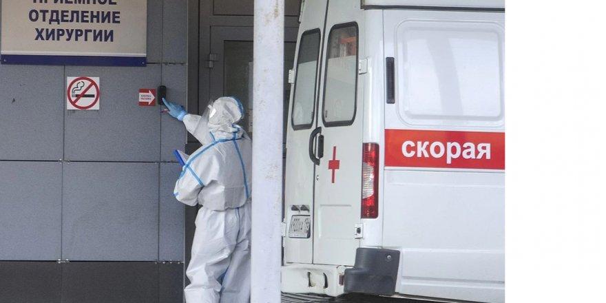 Rusya'da vaka sayısı artmaya devam ediyor