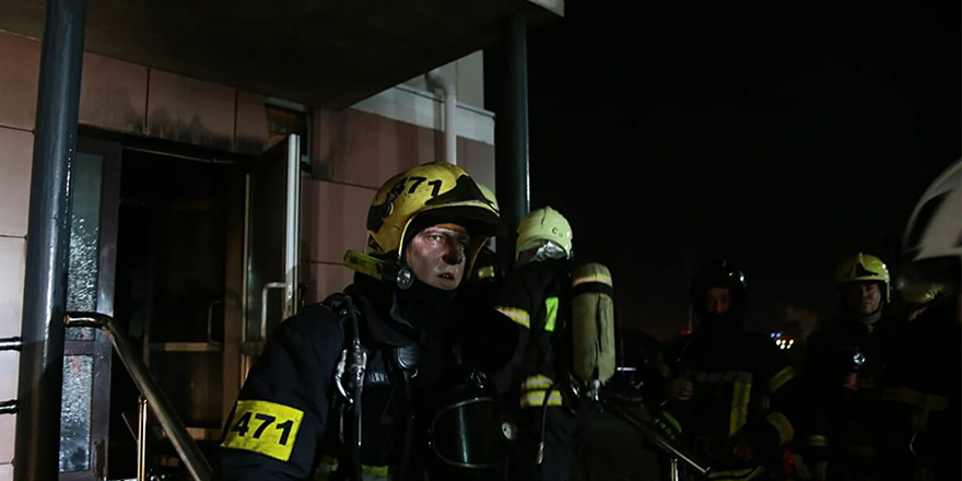 Rusya'da yatalak hasta bakımevinde yangın: 9 ölü