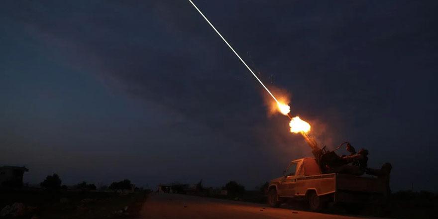 Rusya/Esed güçleri Türk taburuna hava saldırısı düzenledi