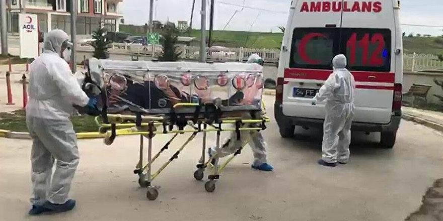 Sakarya'da bir kişi umre dönüşü karantinaya alındı