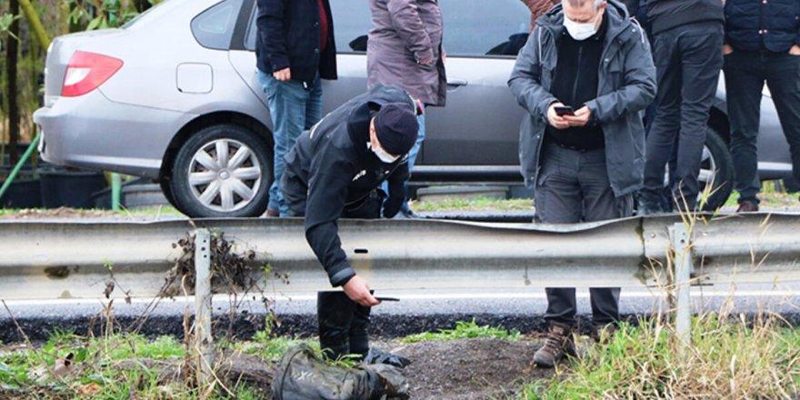 Sakarya'da iki ayrı çantada ceset parçaları bulundu