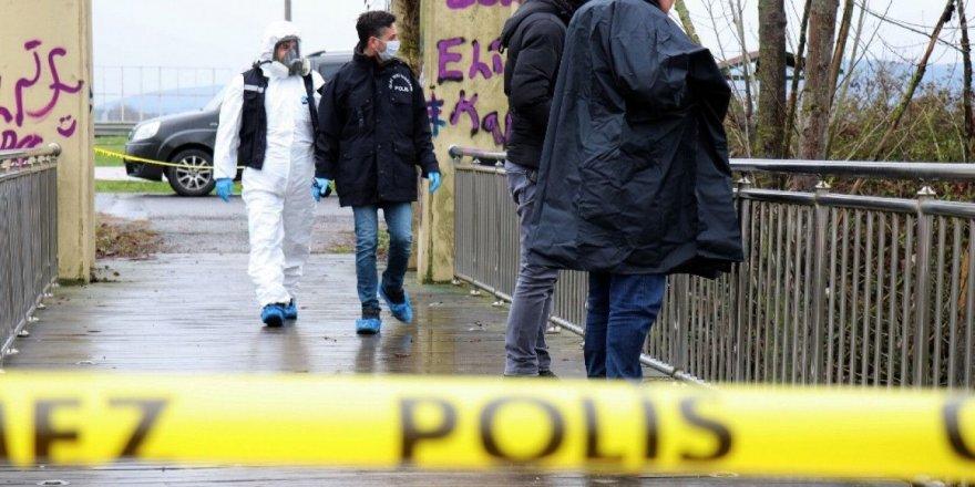 Sakarya'da öldürülen kişinin erkek olduğu belirlendi