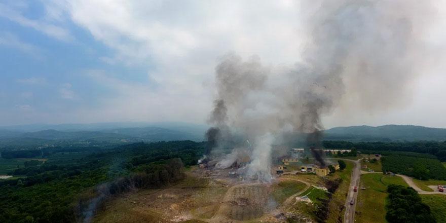 Sakarya'daki havai fişek fabrikası patlamasında istenen cezalar belli oldu