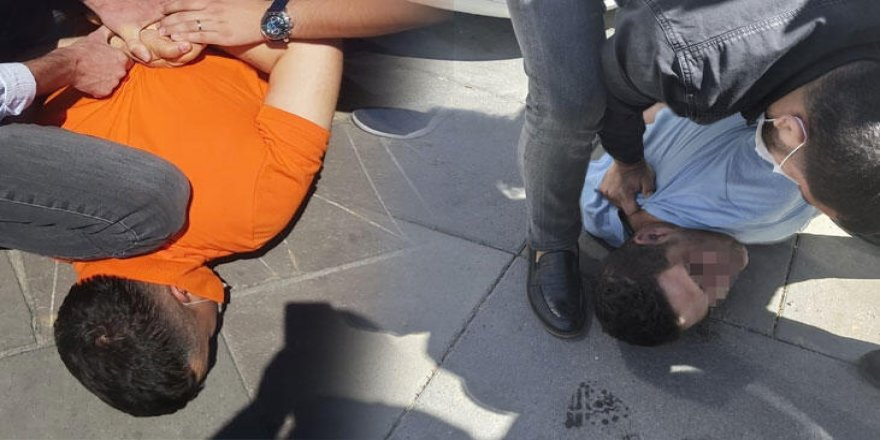 Şantajla rüşvet aldığı iddia edilen vergi müfettişi polis tarafından gözaltına alındı!