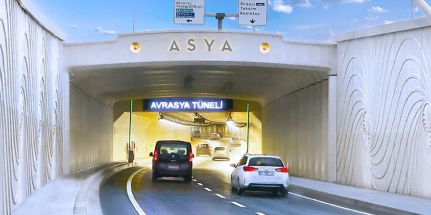 Sayıştay: Avrasya Tüneli'nin muhasebe kayıtları gerçeğe uygun değil. 30 milyar lira açık var