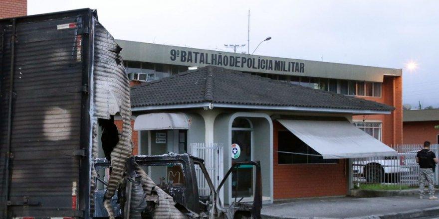 Şehri savaş alanına çeviren banka soygunu