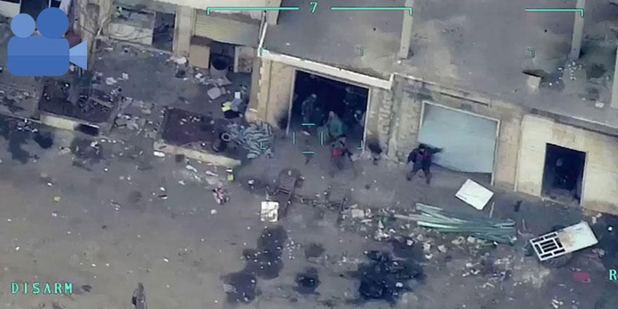 SİHA'lardan Esed rejimine yeni saldırılar