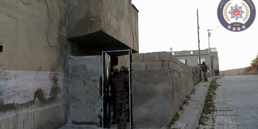 Siirt'te tefecilere yönelik operasyon: 6 gözaltı