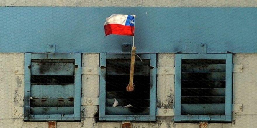 Şili'de mahkumların yüzlercesi affedildi