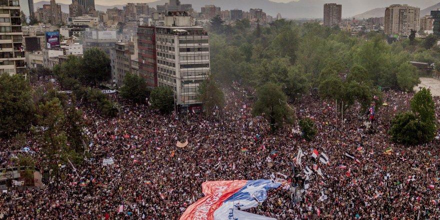 Şili'de tansiyon yükseliyor