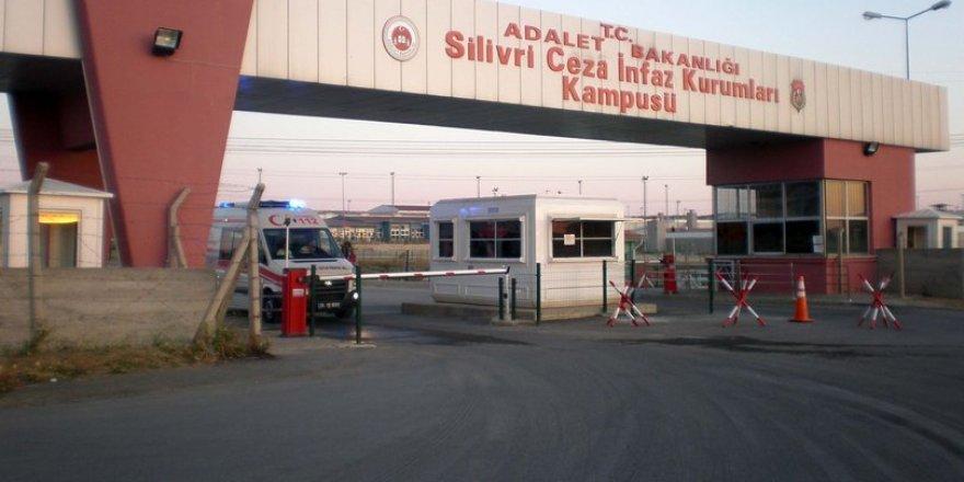 Silivri Cezaevi'nde 44 mahkumun Covid-19 testi pozitif çıktı!