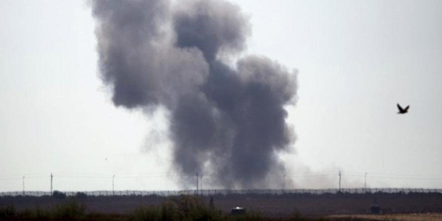 Sina Yarımadası'nda Mısır F-16'sı düştü!