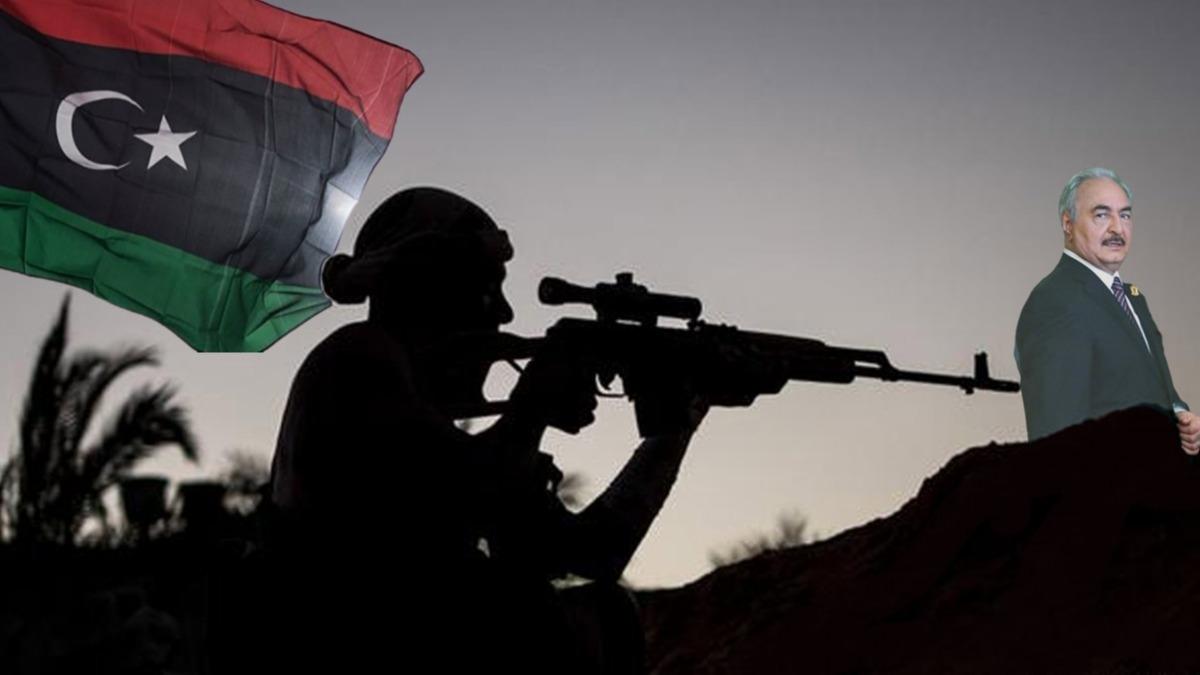 Sirte ile Cufra'yı aldıktan hemen sonra Libya hükümeti masaya oturmaya hazırız dedi