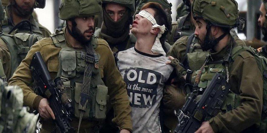 Siyonist İsrail, hazırladığı meyve suyuna 'İntifada' adını veren Filistinliyi gözaltına aldı