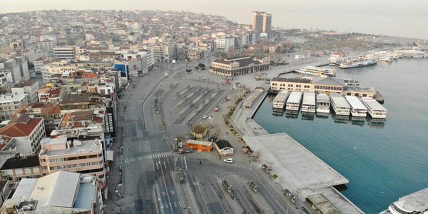 Sokağa çıkma yasağı sonrası İstanbul tarihi anlar yaşanıyor