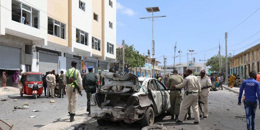 Somali'de bombalı araç saldırısı: 15 yaralı