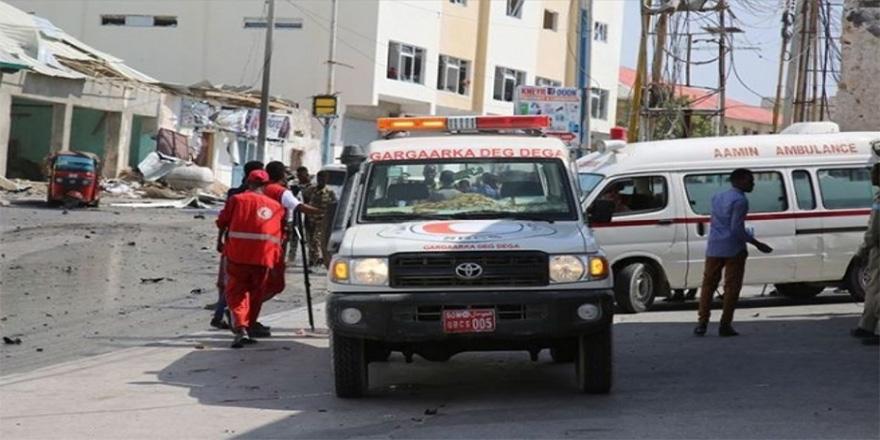 Somali'de bombalı saldırı: 10 ölü