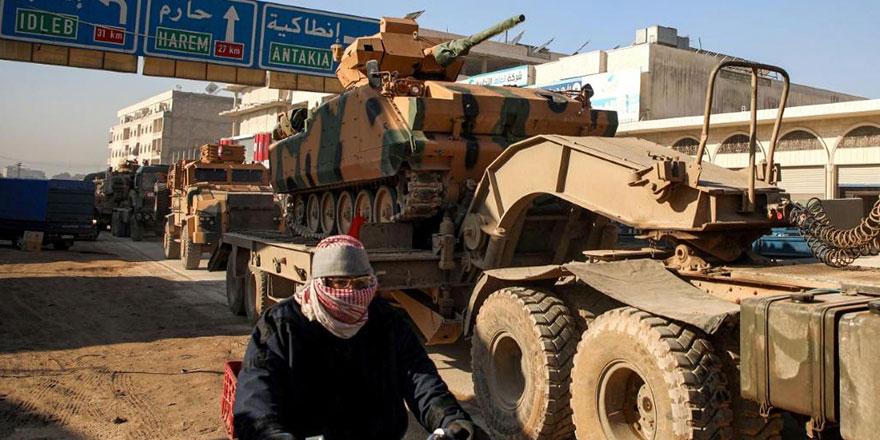 Son dakika: İdlib'te çatışmalar yoğunlaştı