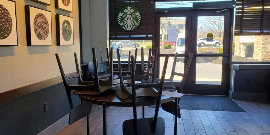 Starbucks Türkiye'deki şubelerini kapatıyor!