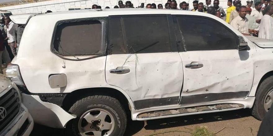 Sudan Başbakan'ına bombalı suikast girişimi