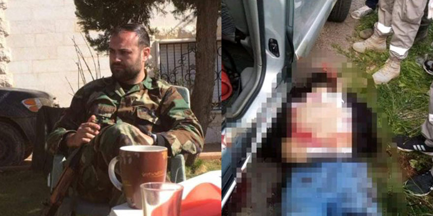 Süleymani'ye yakın Hizbullah komutanına suikast
