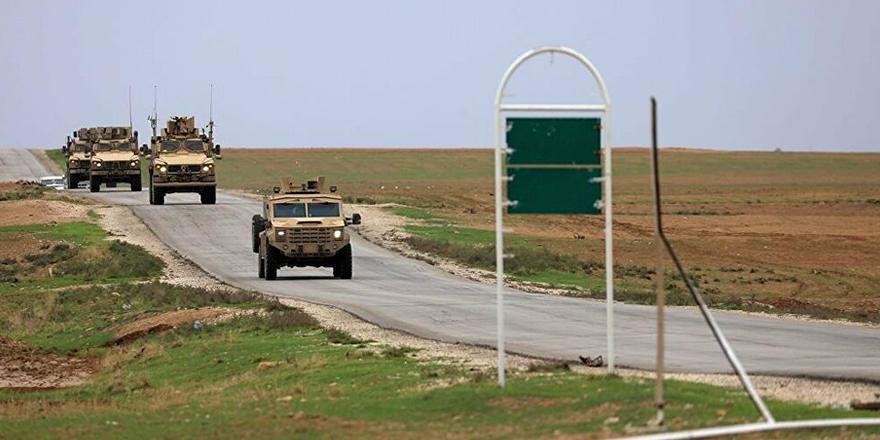 Suriye'de ABD devriyesine saldırı