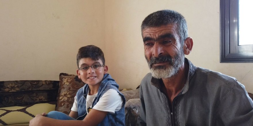 Suriyeli Hüseyin hayallerine kavuşuyor