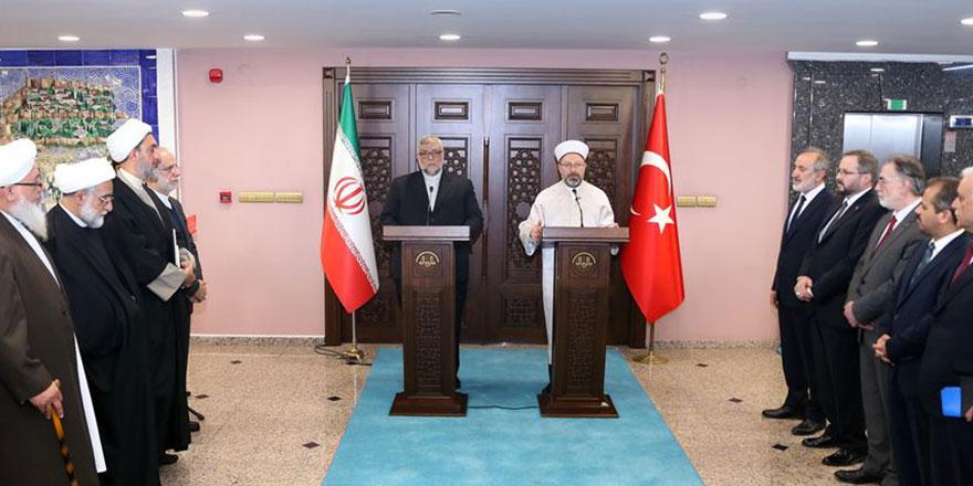 Suriye'nin katili İran ile 'dini işbirliği' anlaşması imzalandı