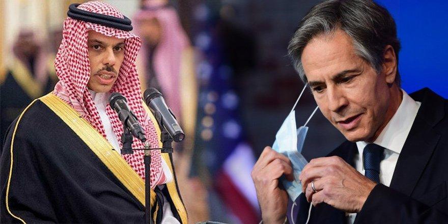 Suudi Arabistan'a müttefiki ABD'den 'savunma güçlendirme' desteği